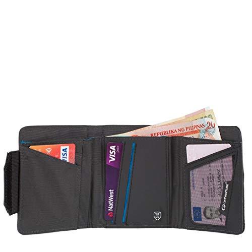 Lifeventure RFID Geldbörse Tri-Fold - Portemonnaie mit